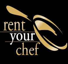 Rent your chef logo
