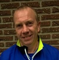 Trainer Dirk van de kerkhof