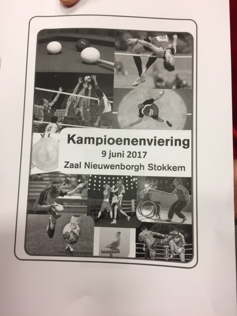 Kampioenenviering 2017 Dilsen-Stokkem